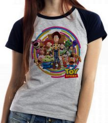 Blusa Feminina Toy Story
