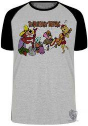 Camiseta Raglan Zé Buscapé Família