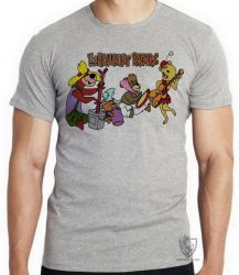 Camiseta Infantil Zé Buscapé Família