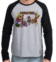 Camiseta Manga Longa Zé Buscapé Família