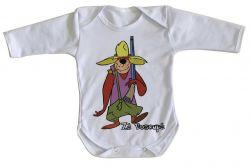 Roupa Bebê manga longa Zé Buscapé