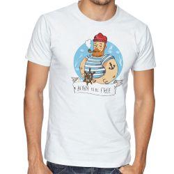 Camiseta Marinheiro Free