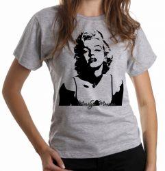 Blusa Feminina Marilyn Monroe