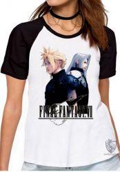 Blusa Feminina Final Fantasy