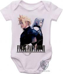 Roupa Bebê Final Fantasy