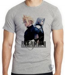 Camiseta Infantil Final Fantasy
