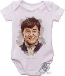 Roupa Bebê Jackie Chan