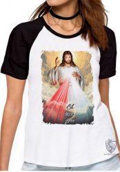 Blusa Feminina Jesus meu Guia