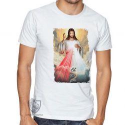Camiseta Jesus meu Guia