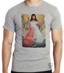 Camiseta Infantil Jesus meu Guia