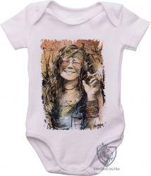 Roupa Bebê Janis Joplin
