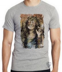 Camiseta Infantil Janis Joplin