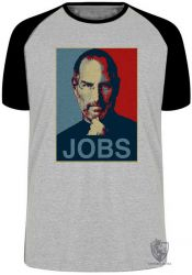Camiseta Raglan Jobs