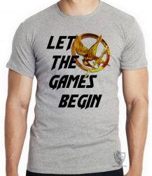 Camiseta Infantil Jogos Vorazes tordo