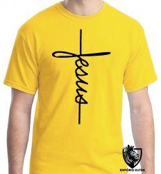 Camiseta Jesus Cristo Crucifixo