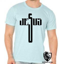 Camiseta Jesus Cristo crucifixo Deus