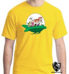 Camiseta Jetsons Família