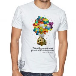 Camiseta Balão Thich Nhat Hanh