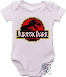 Roupa Bebê Jurassic Park clássico