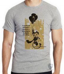Camiseta Infantil frase Alexandre Herculano