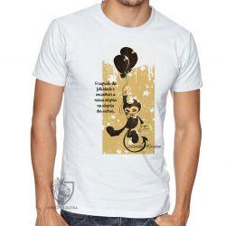 Camiseta frase Alexandre Herculano