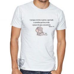 Camiseta Mateus 07 14