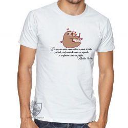 Camiseta Mateus 10 16