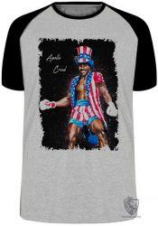 Camiseta Raglan Apollo Creed