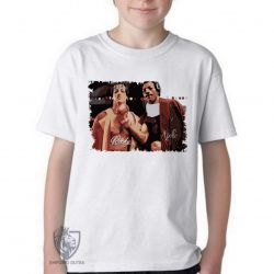 Camiseta Infantil Apollo Rocky