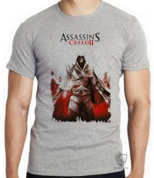 Camiseta Infantil Assassins Creed II