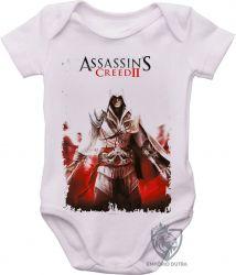 Roupa Bebê Assassins Creed II