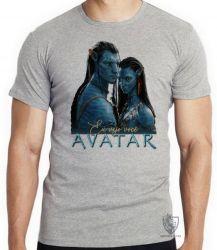 Camiseta Avatar Eu vejo você