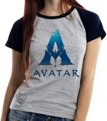 Blusa Feminina Avatar logo