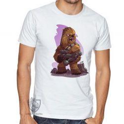 Camiseta Chewbacca desenho