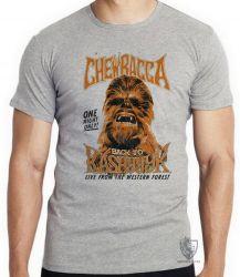 Camiseta Chewbacca kashyk
