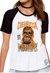 Blusa Feminina Chewbacca kashyk
