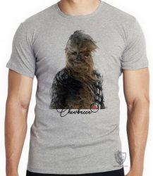 Camiseta Chewbacca vento