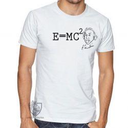 Camiseta fórmula Einstein