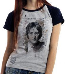 Blusa Feminina John Lennon Imagine