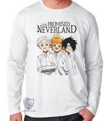 Camiseta Manga Longa The Promised Neverland