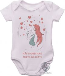 Roupa Bebê Mãe amor bonito