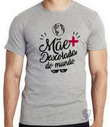 Camiseta Infantil Mãe descolada