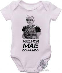 Roupa Bebê Sarah Connor mãe mundo