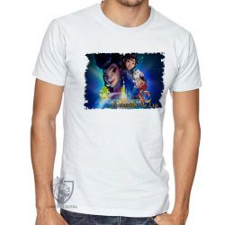 Camiseta A caminho da lua