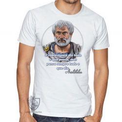 Camiseta Aristóteles