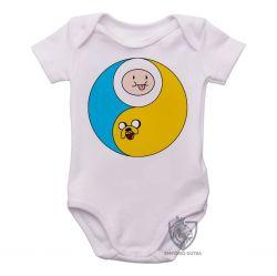 Roupa Bebê Jake Finn redondo