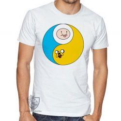 Camiseta Jake Finn redondo