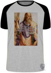 Camiseta Raglan Platão