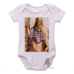 Roupa Bebê Platão