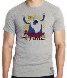 Camiseta Infantil Rei Gelado